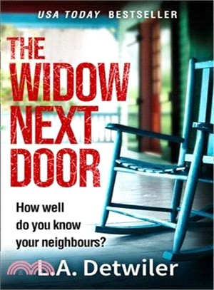 The Widow Next Door ― The Most Chilling of New Crime Thriller Books That You Will Read This Year