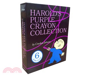 Harold's 6-Book Paperback Box Set (special edition)