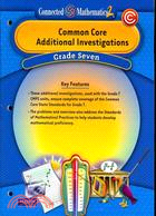Common Core Additional Investigations, Grade Seven