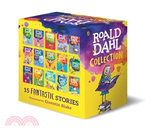 Roald Dahl Phizz Whizzing Collection (15本平裝本 附書盒)