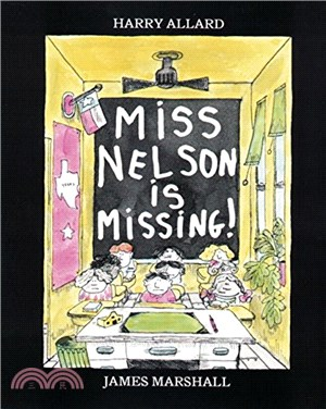 Miss Nelson is missing! /