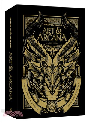 Dungeons and Dragons Art and Arcana (Special Edition)