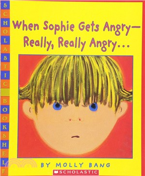 When Sophie gets angry -- really, really angry /