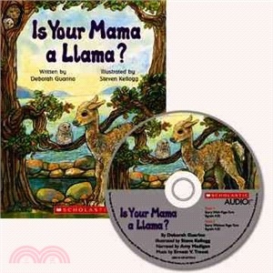 Is Your Mama a Llama (1平裝+1CD)