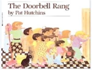 The doorbell rang /