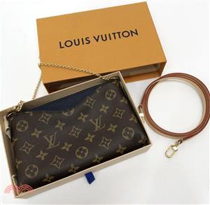 【Louis Vuitton 路易威登】M44058 Pallas 手拿包Monogram Canvas