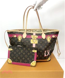 【Louis Vuitton 路易威登】M41390 Neverfull MM Monogram Canvas (限量背包)
