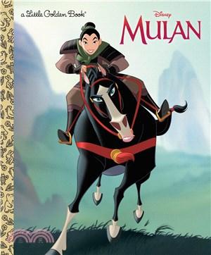Mulan Little Golden Book