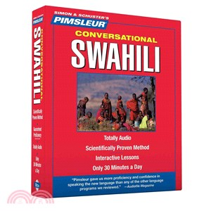 Pimsleur Conversational Swahili