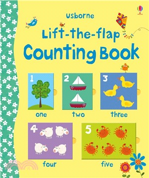 Lift-the-Flap Counting Book (硬頁書)