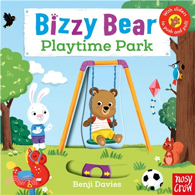 下次到貨12月-Bizzy Bear: Playtime Park (硬頁書)(英國版)