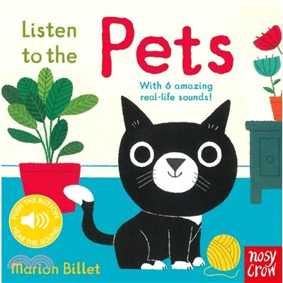 Listen to the Pets (Listen to the...)(硬頁音效書)