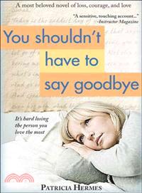 You shouldn