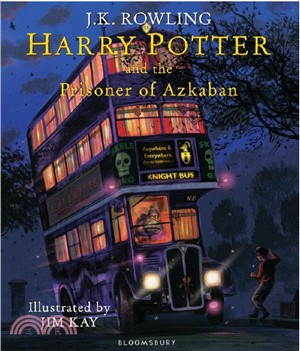 Harry Potter and the Prisoner of Azkaban: Illustrated Edition (英國版)