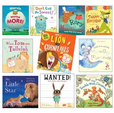 All Creatures Great and Small Pack (10 Books)