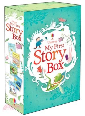 My First Story Box (精裝本五入)