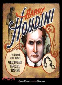 Harry Houdini : the legend of the world