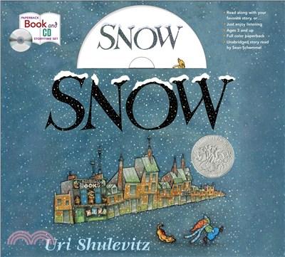 Snow Storytime Set (1書+1CD)