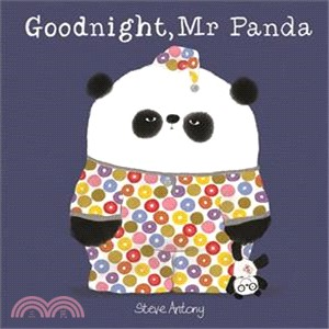 Goodnight Mr Panda (精裝本)