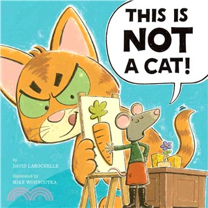 This Is Not a Cat!