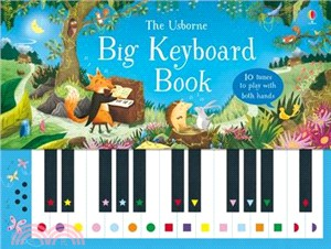 The Usborne Big Keyboard Book (音效書)
