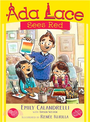 Ada Lace sees red : an Ada Lace adventure