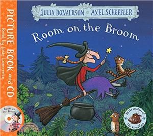 Room on the Broom (1平裝 + 1CD)