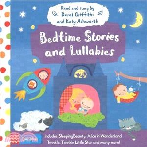 Bedtime Stories and Lullabies Audio (單CD)