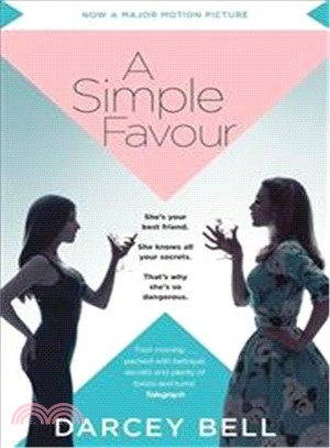 A Simple Favour (Film tie-in)