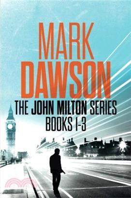 The John Milton Series: Books 1-3: The John Milton Series