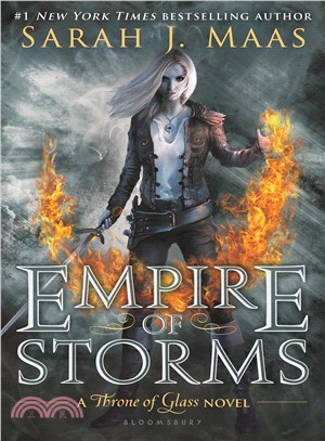 Empire of storms : a throne of glass novel