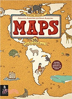 Maps Extended Edition