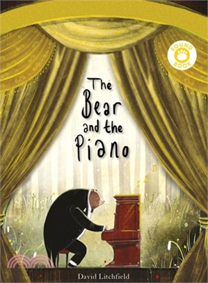 The Bear and the Piano Sound Book (音效書)