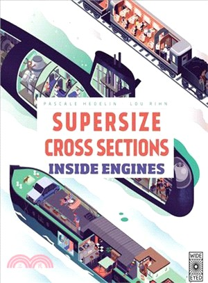 Supersize Cross Sections ― Inside Engines