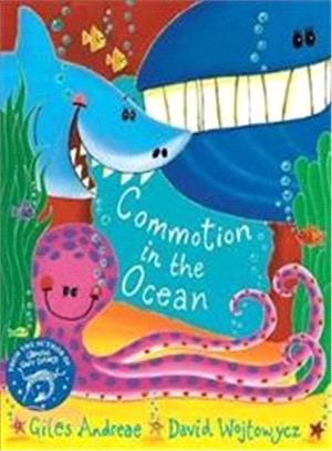 Commotion In The Ocean (平裝本)