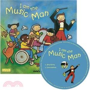 I Am the Music Man (1平裝+1CD)