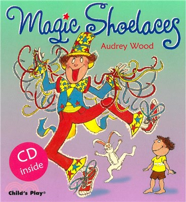 Magic Shoelaces (1平裝+1CD)