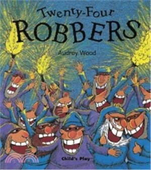 Twenty-Four Robbers (1平裝+1CD)