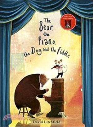 The Bear, the Piano, the Dog and the Fiddle (精裝本)