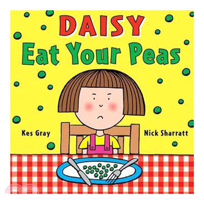Daisy: Eat Your Peas (平裝本)
