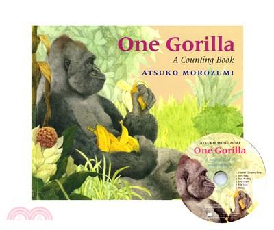 One Gorilla (1平裝+1CD)(韓國JY Books版) Saypen Edition