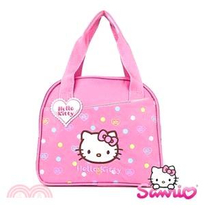 【IMPACT】怡寶IMPACT x KITTY聯名款午餐袋 粉紅