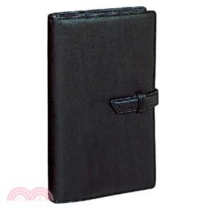Davinci Oil Leather油融皮革系列聖書萬用手冊 黑