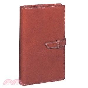 Davinci Oil Leather油融皮革系列聖書萬用手冊 棕