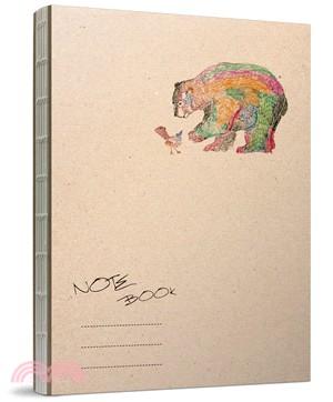 熊與鳥空白手札
