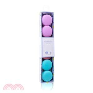 【IDEA MONSTER】馬卡龍造型線材固定器-3色組(紫紅藍)