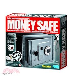 【4M】Build Your Own Super Secure Money Safe 間諜防盜保險箱