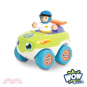 WOW Toys 驚奇隨身迷你車 賽車艾斯