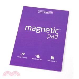Magnetic 磁力便利貼 (A5) 紫