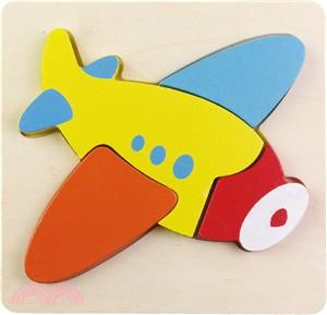 飛機:幼幼智力拼板